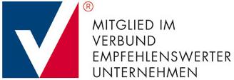 Bild VEU Mitglied - Verbund Empfehlenswerter Unternehmer